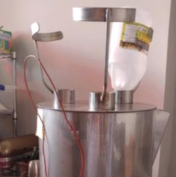 FOR SALE: Oil/Wax Melter Tank